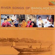 Deben Bhattacharya-River Songs Of Bangladesh CD NEW