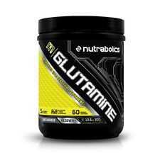 Nutrabolics m Glutamine Micronized Muscle Growth & Recovery Support(60 Servings)