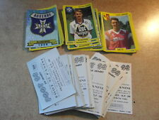 original FOOTBALL STICKERS PANINI FOOT 92 1992 FRANCE Choisir dans liste CHOOSE