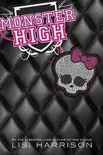 Monster High by Lisi Harrison (2010, Hardcover).  NEW.  Retails for $16.99