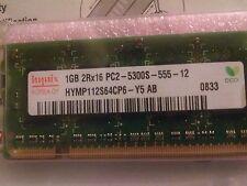 1GB Hynix HYMP112S64CP6-Y5 AB PC2-5300S-555-12