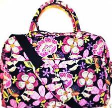 Vera Bradley Weekender Travel Bag Pirouette Pink NWT