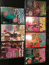 Sweatin' to the Oldies Richard Simmons 7 DVD Set 20th Anniversary New Sealed