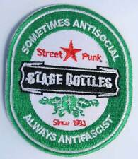 STAGE BOTTLES SOMETIMES ANTISOCIAL GREEN PATCH (MBP 198)