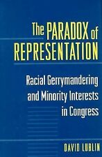 The Paradox of Representation by Lublin, David