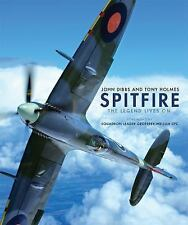 Spitfire: The Legend Lives On Book~World War 2 Fighter Plane~RAF~NEW 2016 HC!