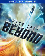 Star Trek Beyond (Blu-ray/DVD, Includes Digital Copy)