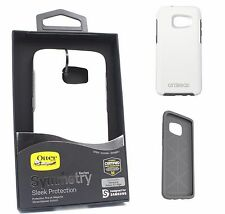 OTTERBOX SYMMETRY FOR SAMSUNG GALAXY S7 EDGE SHOCKPROOF CASE COVER - WHITE