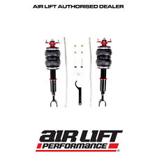 AIRLIFT PERFORMANCE 75555 AUDI A4 S4 RS4 B5 CHASSIS FRONT AIR RIDE SUSPENSION