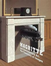 Magritte and Contemporary Art : The Treachery of Images by Stephanie Barron...