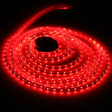 3528 5m 500cm Red 300 LED SMD Flexible Light Strip Lamp DC 12V