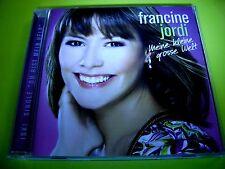 FRANCINE JORDI - MEINE KLEINE GROSSE WELT / NEU <|> Schlager Shop 111austria