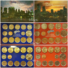 10002 - United States Mint Uncirculated Coin Set (2008)
