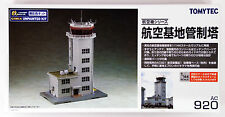 Tomytec AC920 Air Base Control Tower 1/144 scale kit