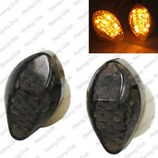US Stock Flush Mount LED Turn Signals Lights For Honda CBR600RR 1000RR F4 F4I