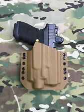 Coyote Tan Kydex Light Holster Glock 19/23/32 Streamlight TLR-4 Laser/Light