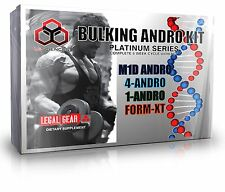 LG Sciences BULKING ANDRO KIT Platinum Series M1D ANDRO 1-ANDRO FORM-XT BULK
