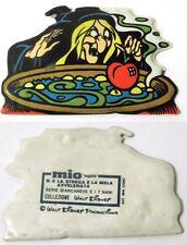 Figurina Morbida MIO Walt Disney - N.8 La Strega E La Mela Avvelenata Serie Bian
