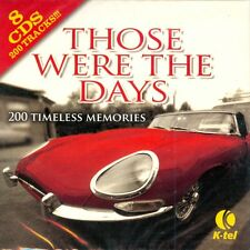 Those Were The Days 8CD Box 200 Songs Sixties 60s 70s
