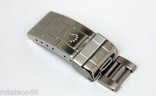 ROLEX 100% genuine watch s.steel clasp Part # 93150  NEW fits olds SUBMARINER