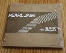 PEARL JAM New 2X CD NEW ORLEANS 5-1-10 bootleg concert