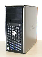 Dell OptiPlex 740 PC AMD X2 DC 4050e 2*2,1GHz 2GB 80GB DVD-Rom DVI