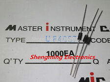 20PCS UF4007 1000V 1A DO-41 fast recovery rectifier diode