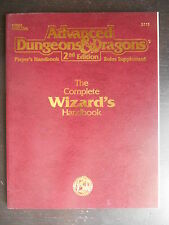 "Manuel ""AD&D TSR - 2nd Edition - the complete wizard's handbook"" 1992"