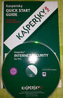 Kaspersky Internet Security 2016 - 3 Pc * 1 anno * New * KIS 3PC *