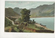 Llyn Crafnant Trefriw 1905 Postcard 980a