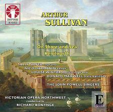 Arthur Sullivan On Shore and Sea & Kenilworth - CDLX7310