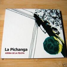 La Pichanga - Arriba De La Pelota CHILE CD RARE Jazz *27-3