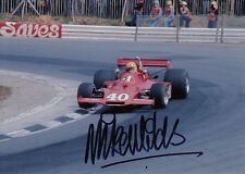 Mike Wilds Hand Signed March F1 Photo 7x5.
