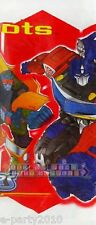 TRANSFORMERS ENERGON PLASTIC TABLECOVER ~ Birthday Party Supplies Decorations