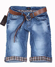Brand New  Classic, Straight Leg Etro Summer Short Jeans With Gift Belt  Size 38