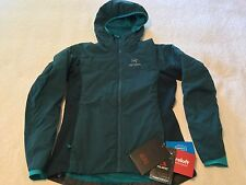 New Arcteryx Atom LT Hoody Women's Large Coat Jacket Arc'teryx