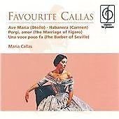 Favourite Callas, , Good CD