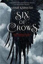 Six of Crows by Leigh Bardugo (Paperback, 2015)