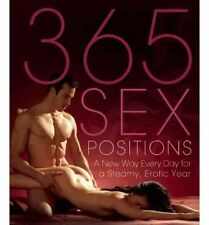 365 Sex Positions A New Way Every Day Steamy by Lisa Sweet Book | NEW & Free P&H