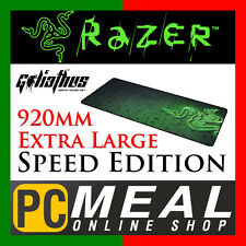 Razer Goliathus Speed Edition Fragged Gaming Mouse Mat Pad Extra Large Extended