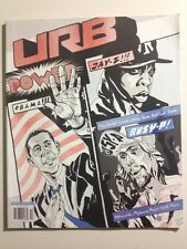 URB MAGAZINE THE POWER ISSUE JAY-Z BARACK OBAMA BUSY-P SEPT/OCT 2008