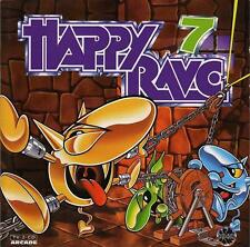 HAPPY RAVE 7 = Prophet/Helix/Fiocco/Fury/Mindtrust...=2CD= HARDCORE HARD TRANCE