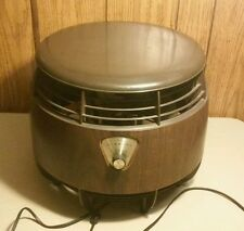 Vtg SEARS Kenmore CIRCULATING 4 Speed Floor HASSOCK FAN Model #317.80220 Works