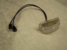 Truck Lite Clear LED License Plate Lamp 15205