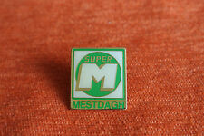 16070 PINS PIN'S CARREFOUR SUPER M MESTDAGH CHAMPION BELGIQUE - RARE