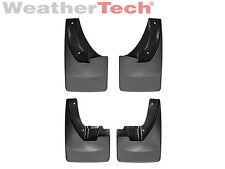 WeatherTech® No-Drill MudFlaps - Dodge Ram 2500/3500 - 2010-2015 -Front/Rear Set
