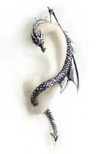 GENUINE Alchemy Gothic Earring - The Dragon's Lure (Left) | Men's Ladies Fashion
