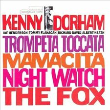 Trompeta Toccata [RVG Edition] by Kenny Dorham (CD, Aug-2006, Blue Note (Label))