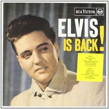 CD Album Elvis Presley - Elvis is Back! (Mini LP Style Card Case) NEW
