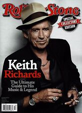lcw Rolling Stone Keith Richards Ultimate Guide Rolling Stones 2015 No Label